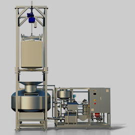 AMS Sugar Dissolver for sugar dissolving and soft drink production