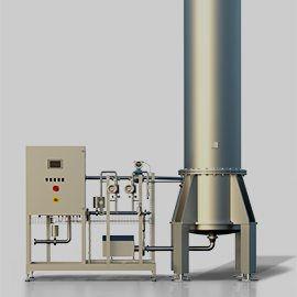 AMS Water Degasser for water degassing