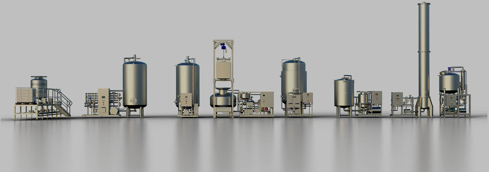 AMS Machines and Modules for the Beverage Production